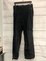 Patagonia Ski Overalls Pants Men's Size 32 Black U-396