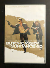 Butch Cassidy And The Sundance Kid Ultimate Collectors Edition 2 Dvd Set Western