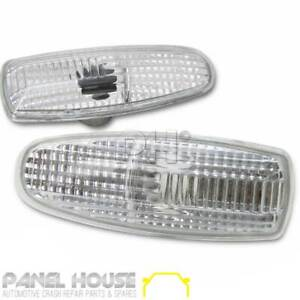 Indicator Lights PAIR Guard Flasher fits Ford Falcon XR6 XR8 BA BF 02-08