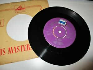 KEN MACKINTOSH ORCHESTRA** THE STROLL c/w SWINGIN SHEPERD BLUES 1958 HMV POP441
