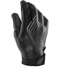 Under Armour Men's UA Blur II Football Gloves X-Large Black