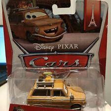 Disney Pixar Cars - Lubewig A Original Official Paris Series Diecast - RARE