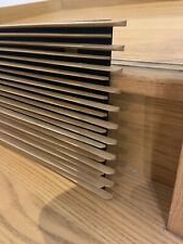 Bang & Olufsen Beovision 11/14 Timber Fret 40' Smoked Oak Cover - Free Post!