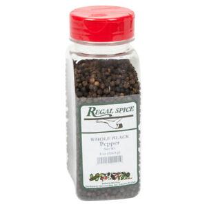 Bulk Whole Black Peppercorn, Spice, Seasoning, Pepper (select size below)