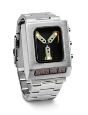 Back to the Future Flux Capacitor Wristwatch  - DeLorean Flux Watch