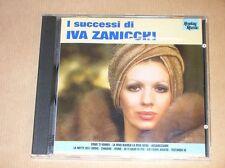 RARE CD / I SUCCESSI DI IVA ZANICCHI / EXCELLENT ETAT