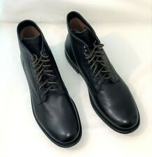 New listing FRYE Men's Tyler Lace Up Leather Boot In Black Style #86070 Size:11