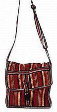 Markenlose Damentaschen aus Baumwolle mit verstellbaren Trageriemen