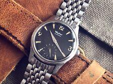 Stunning Vintage watch Wyler Incaflex. Top classic. Wetta, No omega, Longines.