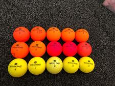 15 Wilson Staff DX2 SOFT (mixed Collours) Grade A+++++