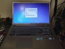 Samsung 700Z Chronos 17.3-inch Laptop (Intel i7  2.3GHz, 8GB, 256GB SSD, Win 7)
