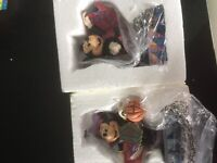 Retired 2019 Disney Traditions Colorful Count And Violet Vampire BNIB