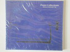 New Final Fantasy VII 7 Piano Collection Anime Music CD Album Soundtrack OST 7