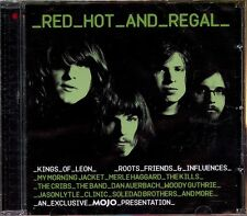 Mojo Magazine CD / July 2009 - Red Hot And Regal - New & Sealed