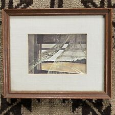 Andrew Wyeth - Wind From the Sea Framed Print