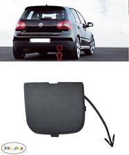 VW GOLF V MK5 GTI 2004 - 2009 NEW REAR BUMPER TOW TOWING EYE HOOK COVER CAP