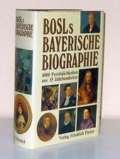 Karl Bosl: Bayerische Biographie. 8000 Persönlichkeiten aus 15 Jahrhunderten