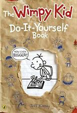 Diary of a Wimpy Kid: Do-It-Yourself Book NEW large format by Kinney, Jeff Pap