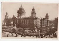 City Hall Belfast Northern Ireland 1928 RP Postcard 744b