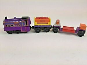 Thomas  & Friends Wooden 2003 CULDEE Apple set - Free Fast Shipping