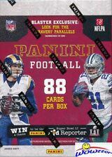 2016 Panini Football EXCLUSIVE Factory Sealed Blaster Box-AUTOGRAPH/MEMORABILIA