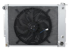 "2 Row RR Champion Radiator, 16"" Fan for 1967-1969 Camaro Small Block Engine"