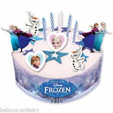 19 pezzi Disney's Frozen Pattinaggio sul Ghiaccio Festa Decorazione Torte Kit Set