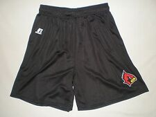 Russell Men's Louisville Cardinals Basketball Back Mesh Shorts  Size Large