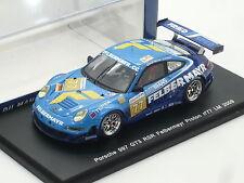 New 1:43 Spark Resin Handbuilt Porsche 911 GT3 RSR 997 Le Mans 2009 n GT2 Turbo