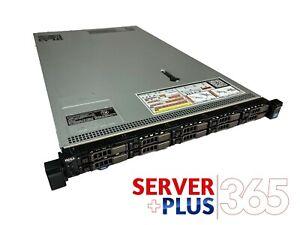 Dell PowerEdge R620 10Bay Server, 2x E5-2670 2.6GHz 8Core, 32GB, 2x Trays, H710
