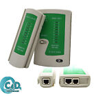 RJ45 Cat 5e Network Ethernet Patch Cable Tester UTP STP LAN PC Lead Testing Tool