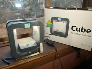 3D SYSTEMS CUBE 3 WIRELESS 3D PRINTER GREY