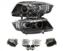 BMW 3 SERIES E90 LCI E91 LCI BI XENON HEADLIGHT RIGHT & LEFT SIDE ASSEMBLED NEW