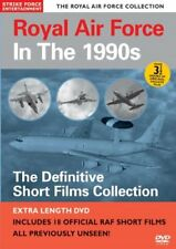 Royal Air Force In The 1990s -The Definitive Short Films Collection -  (NEW DVD)