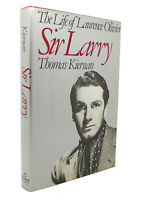 Thomas Kiernan SIR LARRY The Life of Laurence Olivier 1st Edition 1st Printing