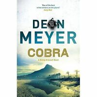 Cobra (Benny Griessel), Meyer, Deon, Very Good Book