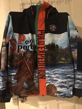 Vintage Polo Ralph Lauren Polo Sportsman Expedition Anorak Hi Tech Jacket Sz M