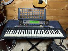 Vintage Yamaha Psr-540 The Ultimate Professional Keyboard 61 Keys