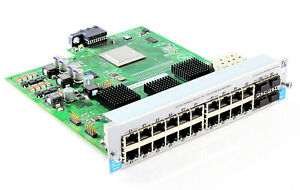 HP ProCurve Switch Modul J9033A vl 20p Gig-T + 4p Mini GBIC SFP Port