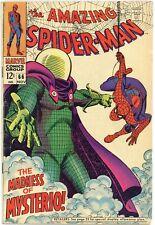 Amazing Spider-man #66 VG+