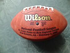 ballon football americain national football league 3 february 2002