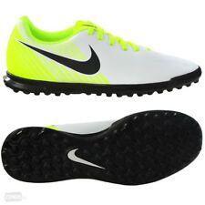 Nike Magista Bianco Giallo Fluo Uomo Scarpe sportive calcetto 844408 107 44