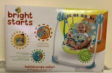 Bright Starts Kaleidoscope Safari Portable Baby Swing 6 Speeds