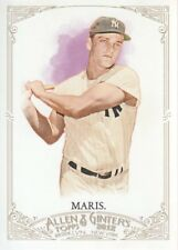 2012 Topps Allen & Ginter Baseball #225 Roger Maris New York Yankees