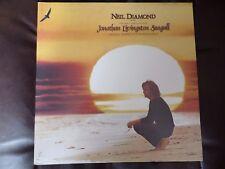NEIL DIAMOND ~ Jonathan Livingston Seagull Dutch LP with lyric book 1973