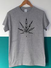 Go green, Kayak, Kayaking, canoeing, marihuana, cannabis- SCREEN PRINTED T-SHIRT