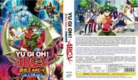 +Yu-Gi-Oh! Arc-V (Chapter 1 - 148 End) ~ All Region ~ Brand New & Factory Seal ~