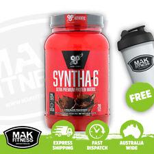 BSN Syntha-6 WPI Whey Protein Isolate   FREE Shaker & Shipping