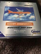 Gemini Jets Braniff 747-200 Big Orange 1/400