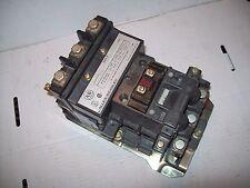 AB ALLEN-BRADLEY 500F-D0D930  SZ 3 CONTACTOR STARTER 90A 50HP 120V COIL P1564